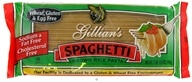 Gillian's Foods - Gluten Free Spaghetti Brown Rice Pasta - 1 lb. (763775317093)