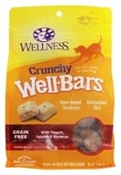 Wellness - Wellbars Dog Treats With Yogurt, Apples, & Bananas - 20 oz. (076344890058)