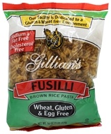 Image of Gillian's Foods - Gluten Free Fusilli Brown Rice Pasta - 1 lb.