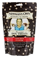 Newman's Own Organics - Dog Treats Medium Size Chicken Flavor - 10 oz. by Newman's Own Organics