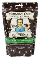 Newman's Own Organics - Dog Treats Medium Size Turkey & Sweet Potato Flavor - 10 oz. (757645613408)