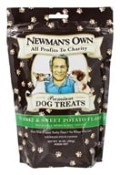 Newman's Own Organics - Dog Treats Medium Size Turkey & Sweet Potato Flavor - 10 oz. - $3.83