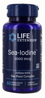 Life Extension - Sea-Iodine 1000 mcg. - 60 Vegetarian Capsules