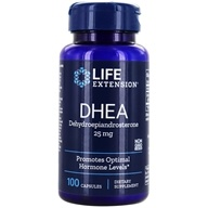 Life Extension - DHEA Dehydroepiandrosterone 25 mg. - 100 Capsules, from category: Nutritional Supplements