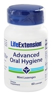 Life Extension - Advanced Oral Hygiene Mint - 60 Vegetarian Lozenges by Life Extension