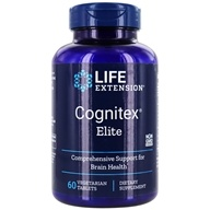 Life Extension - Cognitex with Brain Shield - 90 Softgels (737870189695)