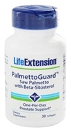 Life Extension - Super Saw Palmetto with Beta Sitosterol - 30 Softgels