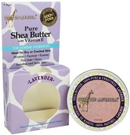 Out Of Africa - Pure Shea Butter with Vitamin E Tin Lavender - 5 oz.
