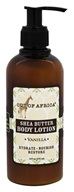 Out Of Africa - Organic Shea Butter Body Lotion With Essential Oil Tropical Vanilla - 9 oz.
