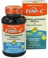 American Health - Ester-C Advanced Antioxidant Formula 1000 mg. - 90 Vegetarian Tablets (076630290784)