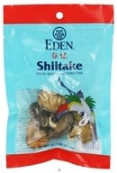 Eden Foods - Shiitake Dried Whole Mushroom - 0.88 oz.