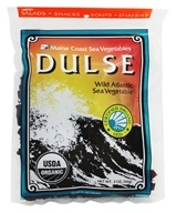 Maine Coast Sea Vegetables - Wild Atlantic Dulse - 2 oz. by Maine Coast Sea Vegetables
