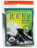 Maine Coast Sea Vegetables - Wild Atlantic Kombu Kelp - 2 oz. - $5.74