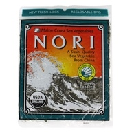Maine Coast Sea Vegetables - Toasted Sushi Nori - 7 Piece(s) by Maine Coast Sea Vegetables