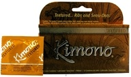 Mayer Laboratories - Kimono Lubricated Latex Condoms Textured - 12 Pack(s)