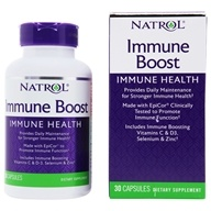 Natrol - Immune Boost All-Season Defense featuring Epicor - 30 Capsules, from category: Nutritional Supplements