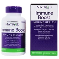 Natrol - Immune Boost All-Season Defense featuring Epicor - 30 Capsules (047469057442)