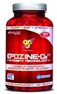 BSN - Epozine-O2 NT Anabolic Mediator and Ergogenic Plasma Volumizer - 180 Tablets