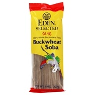 Image of Eden Foods - Buckwheat Soba Pasta - 8 oz.