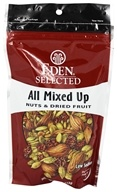 Eden Foods - Selected All Mixed Up Nuts & Dried Fruit - 4 oz. (024182000832)