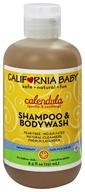 California Baby - Aromatherapy Shampoo & Bodywash Calendula - 8.5 oz., from category: Personal Care