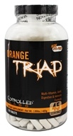 Controlled Labs - Orange Triad Multi-Vitamin - 270 Tablets (895328001408)