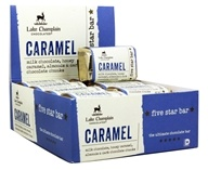 Lake Champlain Chocolates - Five Star Chocolate Bar Caramel - 16 Bars