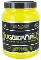 Infinite Labs - Juggernaut Pre-Workout Orange - 1.75 lbs. by Infinite Labs