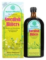 NatureWorks - Swedish Bitters Extract Original Formula - 16.9 oz. (020065100040)