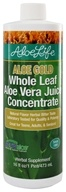 Image of Aloe Life - Aloe Gold Natural Flavor Herbal Bitter - 16 oz. (formerly Whole Leaf Aloe Vera Juice Concentrate)