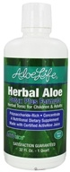 Aloe Life - Herbal Aloe Detox Plus Formula - 32 oz. (795922363707)