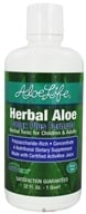 Aloe Life - Herbal Aloe Detox Plus Formula - 32 oz.