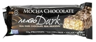 NuGo Nutrition - Dark Bar Mocha Chocolate Bar - 1.76 oz., from category: Nutritional Bars
