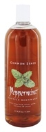 Common Sense Farm - Castile Bodywash Peppermint - 33.8 oz. (830568008909)