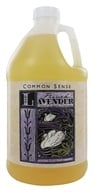 Common Sense Farm - Hand & Body Cleanser French Lavender - 64 oz. by Common Sense Farm