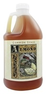 Image of Common Sense Farm - Hand & Body Cleanser Almond - 64 oz.