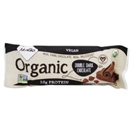 Image of NuGo Nutrition - Organic Bar Double Dark Chocolate - 1.76 oz.