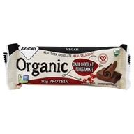 Image of NuGo Nutrition - Organic Bar Dark Chocolate Pomegranate - 1.76 oz.