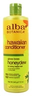 Image of Alba Botanica - Alba Hawaiian Hair Conditioner Nourishing Honeydew - 12 oz.