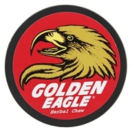 Golden Eagle - Herbal Non-Tobacco Chew Hibiscus-Ginger - 1.2 oz.