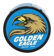Golden Eagle - Herbal Chew Non-Tobacco Chews Licorice Mint - 1.2 oz., from category: Herbs