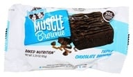 Lenny & Larry's - Muscle Brownie Triple Chocolate - 2.82 oz. by Lenny & Larry's
