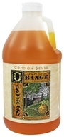 Common Sense Farm - Hand & Body Cleanser Valencia Orange - 64 oz.