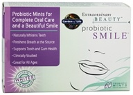 Garden of Life - Extraordinary Beauty Probiotic Smile - 60 Piece(s) by Garden of Life