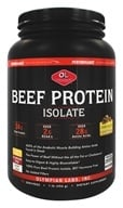 Olympian Labs - Beef Protein Isolate - 1 lb., from category: Sports Nutrition