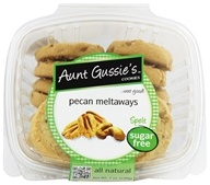 Aunt Gussie's - Spelt Meltaways Sugar Free Pecan - 7 oz., from category: Health Foods