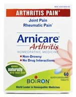 Boiron - Arnicare Arthritis Pain Relief - 60 Tablets, from category: Homeopathy