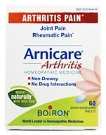 Boiron - Arnicare Arthritis Pain Relief - 60 Tablets
