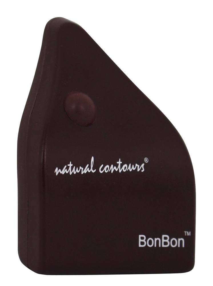 Sinclair Institute - Natural Contours BonBon Intimate Massager Water Resistant Brown