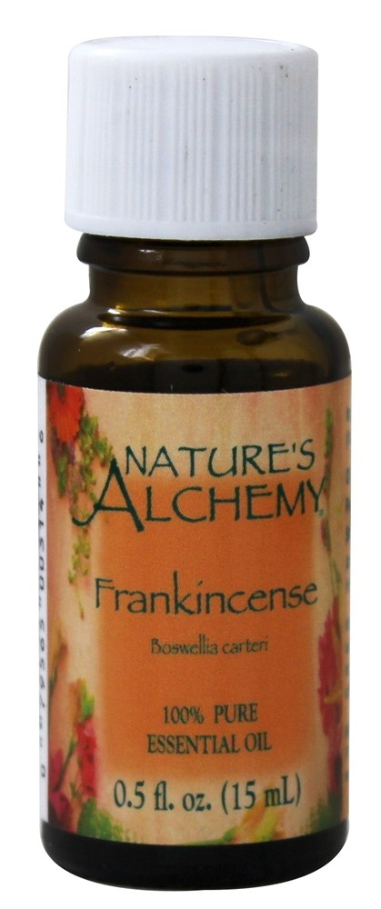 Nature's Alchemy - 100% Pure Essential Oil Frankincense - 0.5 oz.